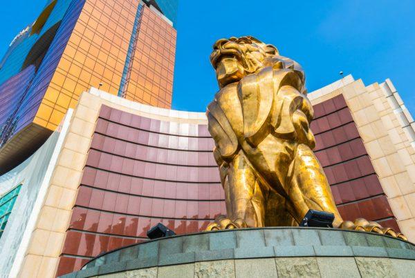 MGM Macau China